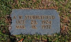 A. W. Stubblefield
