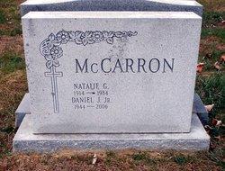Daniel J McCarron, Jr