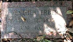Esther Erber