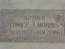 Eunice Josephine Josie <i>Cupp</i> Morris