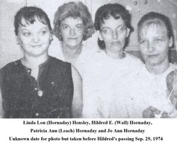 Linda Lou <i>Hornaday</i> Hensley