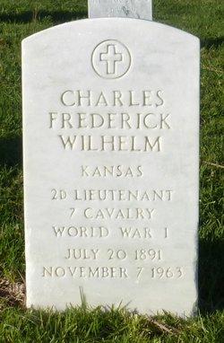 Charles Frederick Wilhelm