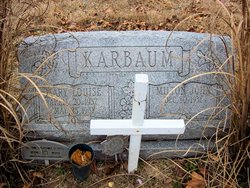 Mary Louise <i>Bush Stubbs</i> Karbaum