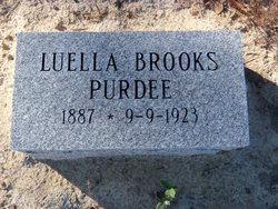 Luella May <i>Brooks</i> Purdee