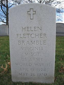 Helen <i>Fletcher</i> Bramble