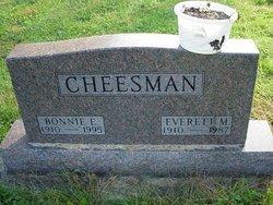 Bonnie E. <i>Pritchard</i> Cheesman