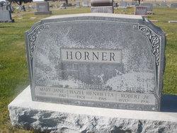 Mary Jane <i>Martin</i> Horner