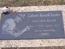 Calvin Russell