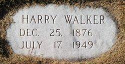 G Harry Walker