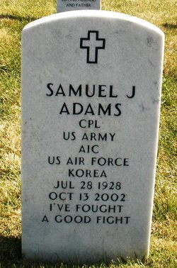 Samuel James Adams, Jr