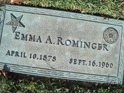 Emma Augusta <i>Chaney</i> Rominger