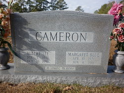Margaret Blue Cameron