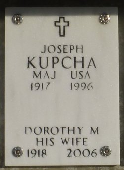 Dorothy Mary <i>Lewis</i> Kupcha