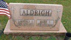 Lawrence Edward Aldrich