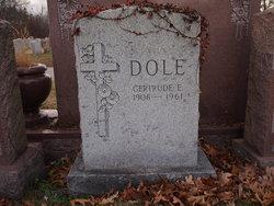 Gertrude Ellen <i>Curley</i> Dole