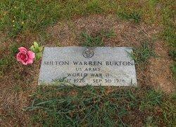 Milton Warren Burton