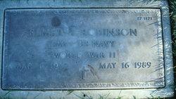 Elmer J Robinson