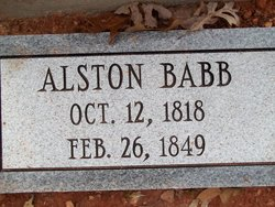 Alston Babb