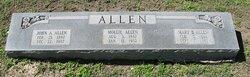 Mary Belle <i>Kite</i> Allen