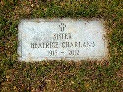 Sr Beatrice Sister Joseph-de-la-Presentation Charland