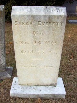 Sarah <i>Powell</i> Everett