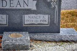 Nancy Lee <i>Adams</i> Dean