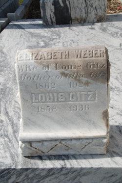 Elizabeth <i>Weber</i> Gitz