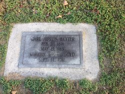 Carl Austin Baxter