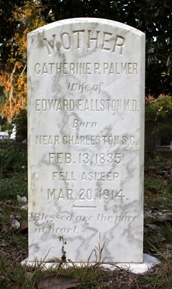 Catherine Palmer Allston
