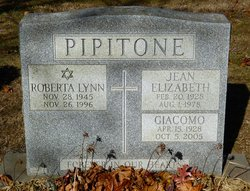 Roberta Lyn <i>Canalstein</i> Pipitone