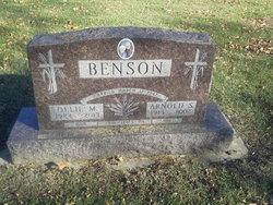 Ollie Marie <i>Nevins</i> Benson