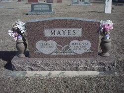 Clara Iola Kay <i>Pate</i> Mayes