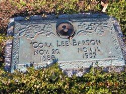 Cora Lee Barton