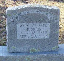 Mary Celeste <i>Hensley</i> Huskins