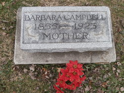 Barbara <i>Straley</i> Campbell