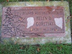 Helen D. Goretski
