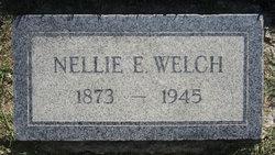Nellie E. <i>Glenn</i> Welch