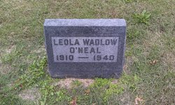 Leola <i>Wadlow</i> O'Neal