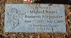 Miguel Angel Romero Alejandre