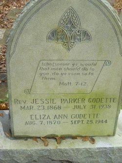 Rev Jesse Parker Godette, Jr