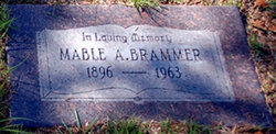 Mable A. Brammer