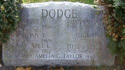 Alice T Dodge