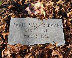 Annie Mae Freeman