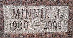 Minnie Johanna <i>Arends</i> Reiter
