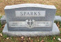 Lottie H. Sparks