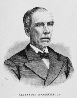 Alexander McConnell, Jr