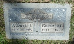 Albert J Kalas