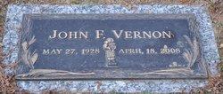 John F. Jack Vernon