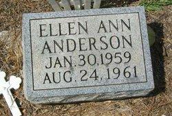 Ellen Ann Anderson