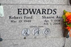 Sharon Ann <i>Graham</i> Edwards